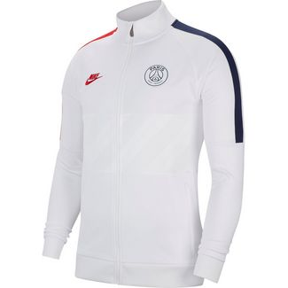 Nike Paris Saint-Germain Trainingsjacke Herren white-white-university red