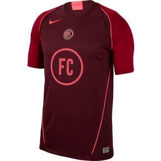 Nike Nike FC Funktionsshirt Herren night maroon-noble red-racer pink