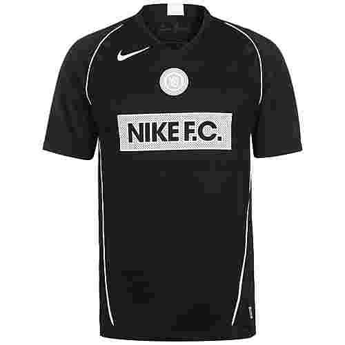 Nike Nike FC Funktionsshirt Herren black-black-white-white