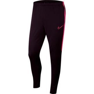 Nike Academy Trainingshose Herren burgundy ash-racer pink-racer pink