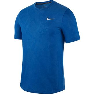 Nike M NKCT DRY CHLLNGR TOP SS Tennisshirt Herren game royal-white