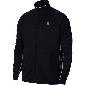 Nike M NKCT JKT ESSNTL Trainingsjacke Herren black-white-white