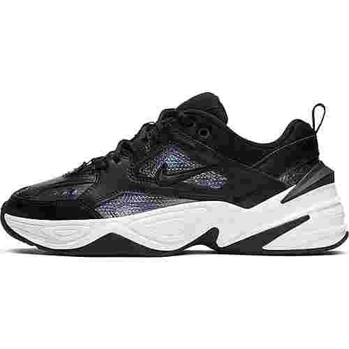 Nike M2K Tekno ESS Sneaker Damen black-black metallic hematite-summit white