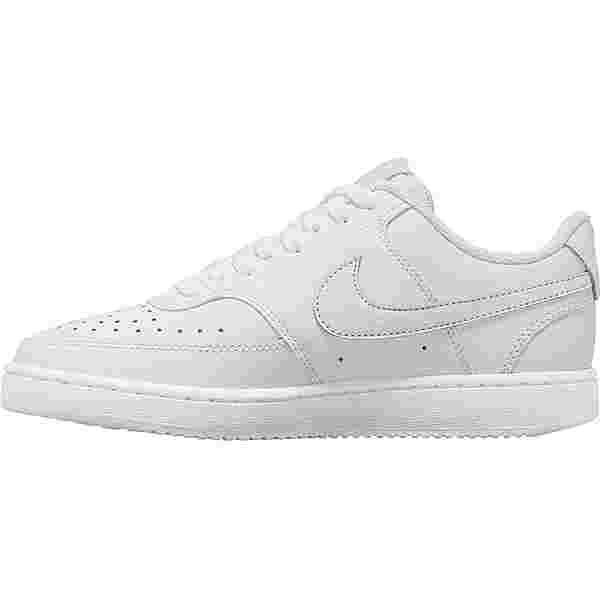 Nike Court Vision Sneaker Damen white-white-white