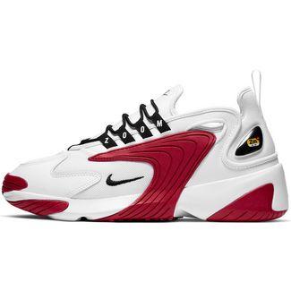 Nike Zoom 2K Sneaker Herren white-black-gym red-white