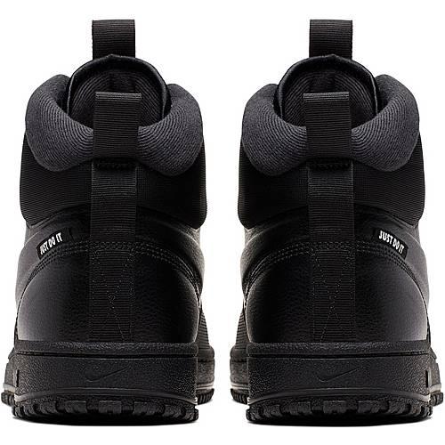 Nike Path Boots Herren black black metallic pewter im Online Shop von SportScheck kaufen