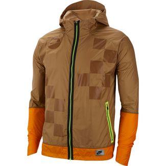 Nike Wild Run Shield Laufjacke Herren beechtree