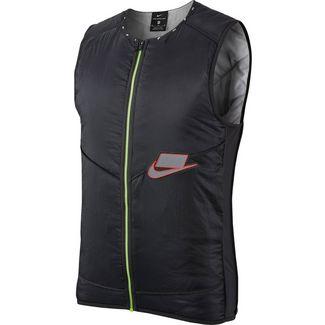 Nike Wild Run Aerolayer Laufweste Herren black