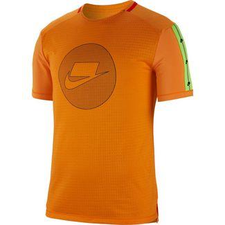 Nike Wild Run Funktionsshirt Herren kumquat