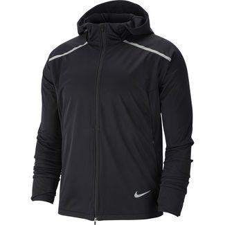 Nike Shield Warm Laufjacke Herren black