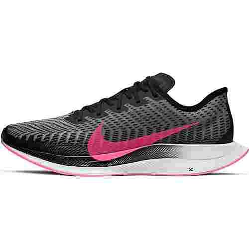 Nike Zoom Pegasus Turbo 2 Laufschuhe Herren black-pink blast
