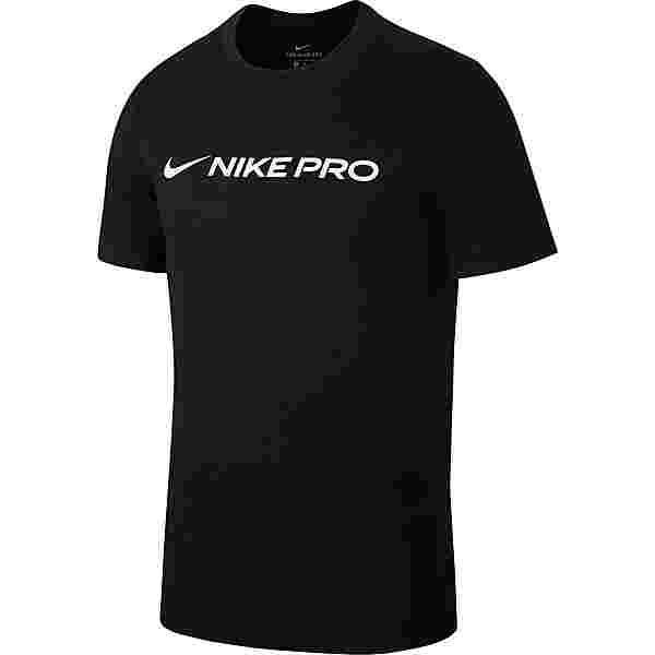Nike Pro Dry Funktionsshirt Herren black