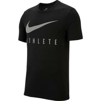 Nike SWSH ATH Funktionsshirt Herren black