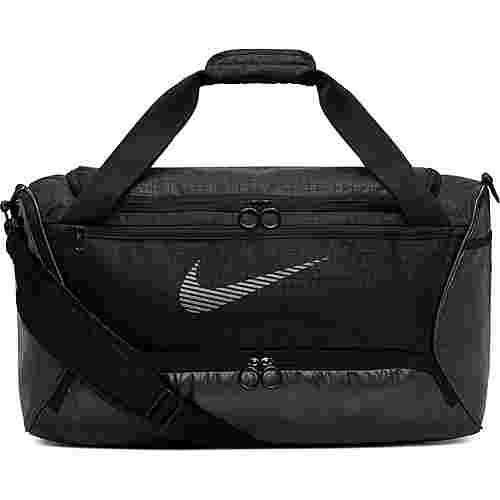 Nike Brasilia Duff Sporttasche black-black-reflective
