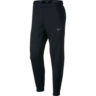 Nike Therma Trainingshose Herren black-mtlc hematite