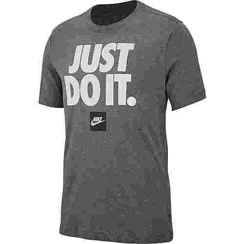 Nike NSW JDI 3 T-Shirt Herren charcoal heathr