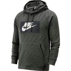 Nike NSW Optic Hoodie Herren sequoia
