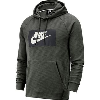 Nike NSW Optic Hoodie Herren sequoia