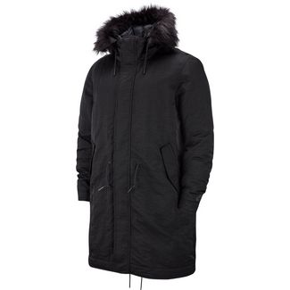 Nike NSW Parka Herren black-anthracite-dark grey