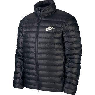Nike NSW Steppjacke Herren black-black-black-sail
