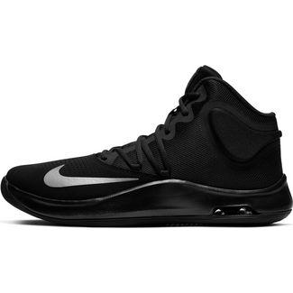 Nike Air Versitile IV Basketballschuhe Herren black-metallic cool grey-anthracite