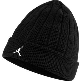 Nike Jordan Beanie black-metallic silver