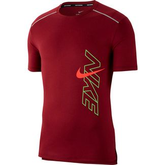 Nike Breath Rise 365 GX Funktionsshirt Herren team red-reflective
