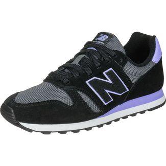 NEW BALANCE WL373-B Sneaker Damen schwarz / weiß
