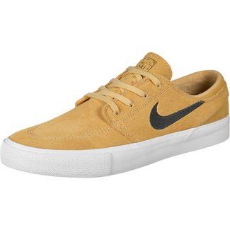 Nike Zoom Janoski RM Sneaker Herren gold / weiß