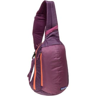 Patagonia Ultralight Black Hole Sling Bauchtasche deep plum