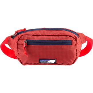 Patagonia Ultralight Black Hole Mini Hip Pack Bauchtasche rincon red