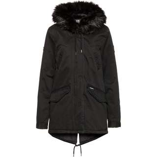 Superdry Falcon Rookie Parka Damen military black