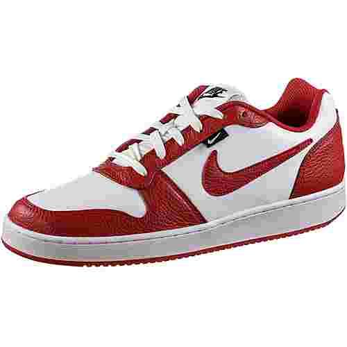 Nike Ebernon Prem Sneaker Herren white-universal red-black