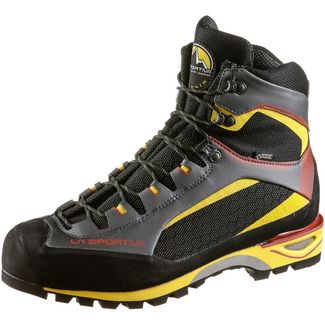 La Sportiva GTX® Trango Tower Alpine Bergschuhe Herren black-yellow