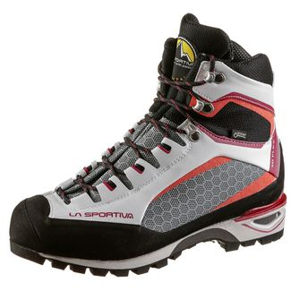 La Sportiva GTX® Trango Tower Alpine Bergschuhe Damen light grey-berry