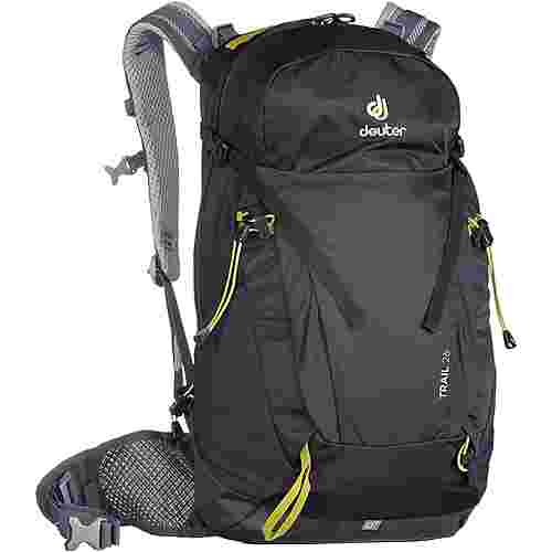 Deuter Trail 26 Wanderrucksack black-graphite