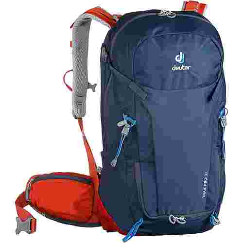 Deuter Trail Pro 32 Wanderrucksack midnight-lava