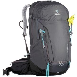 Deuter Trail Pro 30SL Wanderrucksack Damen graphite-black