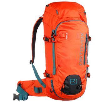 ORTOVOX Peak 35 Alpinrucksack crazy orange