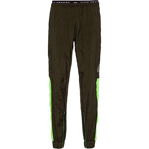 Nike Flex Trainingshose Herren sequoia black electric green pale ivory im Online Shop von SportScheck kaufen