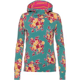 Blutsgeschwister Riders in the Universe Hoodie Damen super retro bouquet