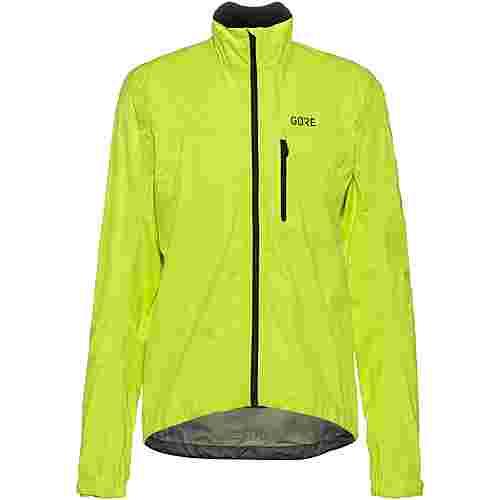 GORE® WEAR C3 GORE-TEX Active Fahrradjacke Herren neon yellow