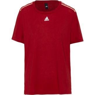 adidas T-Shirt Damen actmar-glopnk-white