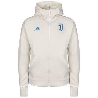 adidas Juventus Turin Z.N.E. Sweatjacke Herren beige / blau