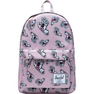 Herschel Classic X-Large Daypack rosa / bunt