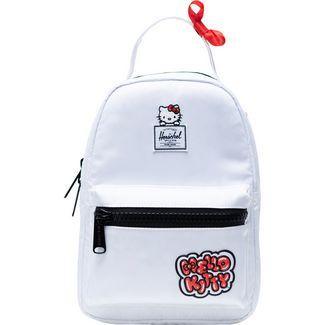 Herschel Rucksack Nova Mini Daypack weiß / schwarz