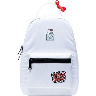 Herschel Rucksack Nova Small Daypack weiß / schwarz