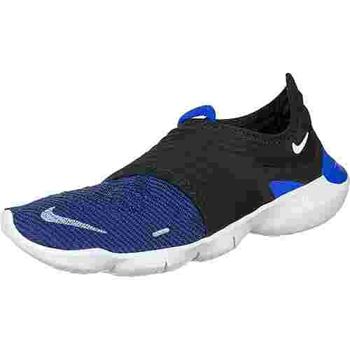 Nike Free RN Flyknit 3.0 Laufschuhe Herren blau / schwarz