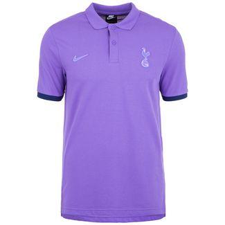 Nike Tottenham Hotspur Crest Poloshirt Herren lila