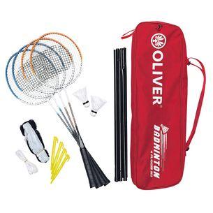 OLIVER Badminton Set bunt